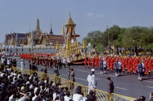 THE ROYAL PROCESSION OF THE LATE PRINCESS MOTHER