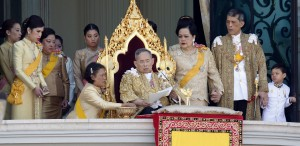 A brief guide to Thailand's royal succession